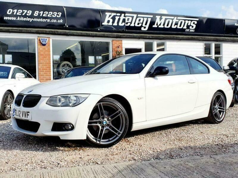 2012 12 BMW 3 SERIES 318I SPORT PLUS EDITION COUPE | in Stansted, Essex |  Gumtree