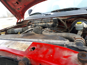 2000 Dodge 2500 series parting out