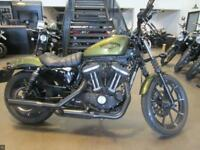 2016 HARLEY-DAVIDSON SPORTSTER XL883 IRON 12201 MILES STAGE ONE