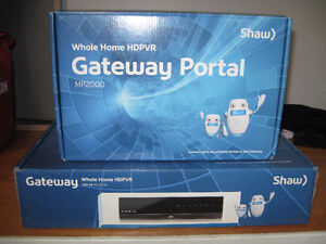 SHAW  WHOLE HOME HDPVR  GATEWAY 500 GB MG5225G
