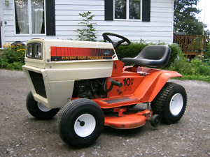 Fast free pickup of unwanted lawn and Garden equipment