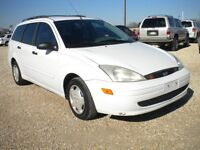 2003 Ford Focus Wagon - good condition!