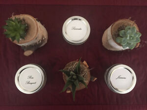 Jewel's Soy Wax Candles!!!
