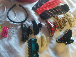 Lot of Hairbands and Claws Kitchener / Waterloo Kitchener Area image 2