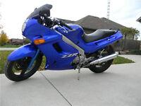 Clean Ninja 250 Single owner