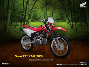 CRF 230 headlight wanted