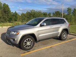 2014 Jeep Grand Cherokee Limited 4WD V6 3.6L