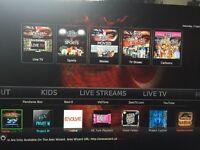 Amazon Fire tv stick with Kodi 16 + 17 !, Modbro,free movies,sports,kids,music,live streams,XXX etc