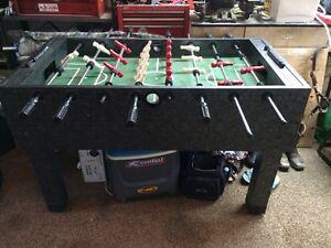 Fouseball table