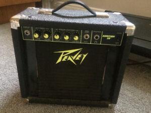Peevy Amplifier