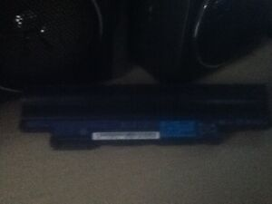 Battery from acer notebook