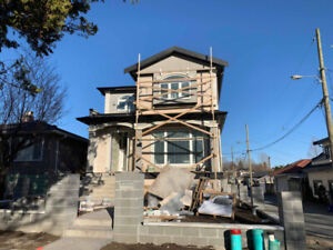 $1200 - 1br - 500ft2  Brand New House Basement for Rent