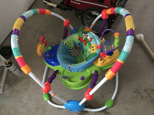 Exersaucer in great condition $40 OBO