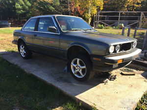 1987 BMW 3-Series 325is Coupe (2 door)