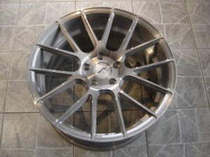 """Kit de 4 roues de mag  20"""" #M37 pour Corvette"""