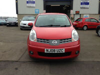 Nissan Note 1.5dCi ( 86ps ) Acenta VERY ECONOMICAL TOP SPEC