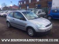 2003 (53) Ford Fiesta 1.4i 16v LX A/C AUTOMATIC 3DR Hatchback SILVER + LOW MILES