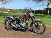 Ariel Competition Hunter Trails 1948 With Magnesium Crank Cases!!