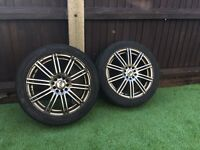 "16"" alloy wheels **3 of them**"
