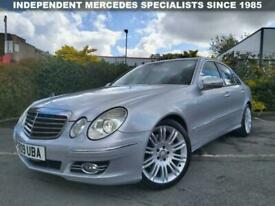 image for 2009 09 MERCEDES-BENZ E-CLASS E320 CDI AMG SPORT 3.0 V6 4D 222 BHP DIESEL
