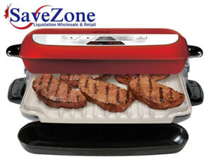 George Foreman Evolve 3 in 1 Grill- Warehouse Sale