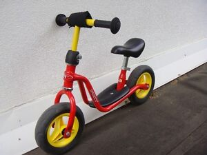 TODDLER-KID LEARNER BIKE, from 2+, German quality