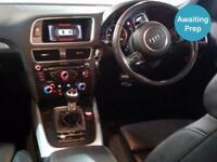 2014 AUDI Q5 2.0 TDI Quattro S Line 5dr SUV 5 Seats