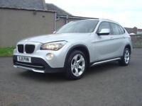2011 11 BMW X1 2.0 SDRIVE18D SE 5D 141 BHP DIESEL