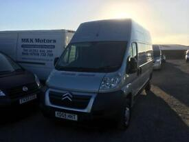 CITROEN Relay 35 L3H3 120 LWB EHR , Silver, Manual, Diesel, 2009