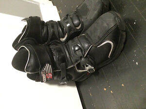 Fox comp 5 shorty riding boots