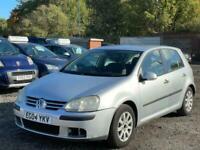 * VW VOLKSWAGEN GOLF 1.6L AUTOMATIC AUTO DSG 5 DOOR *