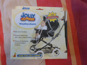 Jolly Jumper Weathershield for Strollers