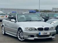 2005 BMW 3 Series 2.5 325Ci Sport 2dr Convertible Petrol Manual