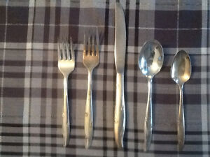 Rogers Brothers flatware