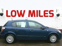£20 per week* LOW MILES 2005 VAUXHALL ASTRA 1.6 LIFE FULL SERVICE HISTORY