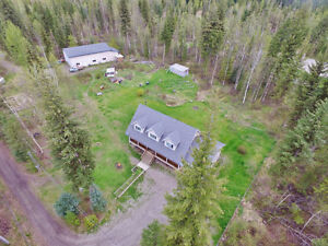$30,000 PRICE DROP!!! Big house, Massive shop, 5 acres
