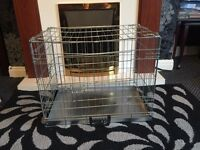 For sale middle size dog cage