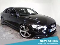 2013 AUDI A6 2.0 TDI Black Edition
