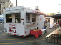 concession/commercial kitchen/food truck