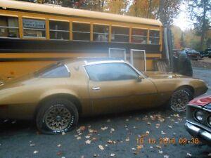 1979 Pontiac Formual