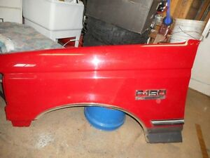 1987-1991 Ford F150 Rust Free Front Fenders London Ontario image 1