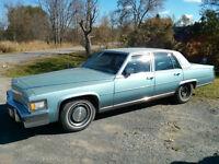 1978 Cadillac Brougham Sedan