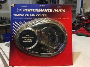 GM Performance timing chain cover