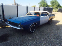 1974 CHALLENGER FOR SALE OR TRADE