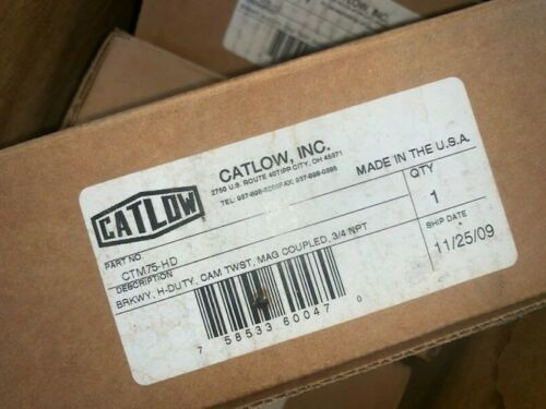 Catlow Cam Twist