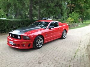 2007 Ford Mustang Stage 3 Roush