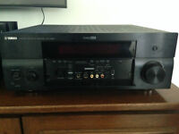 YAMAHA RX-V3800BL 7.1-Channel Digital Home Theater Receiver