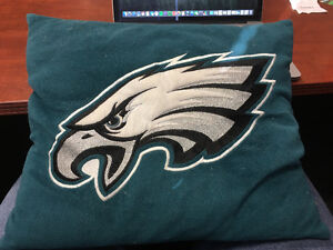 Philadelphia Eagles Couch Pillow