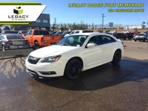 2013 Chrysler 200 S  - Leather Seats -  Bluetooth -  Heated Seat