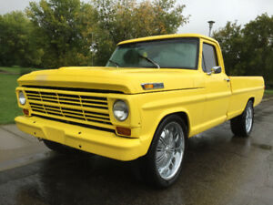 1968 Ford F100  500hp 460ci Clean truck !!!